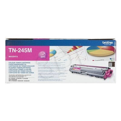 BROTHER Toner Czerwony TN245M=TN-245M, 2200 str.