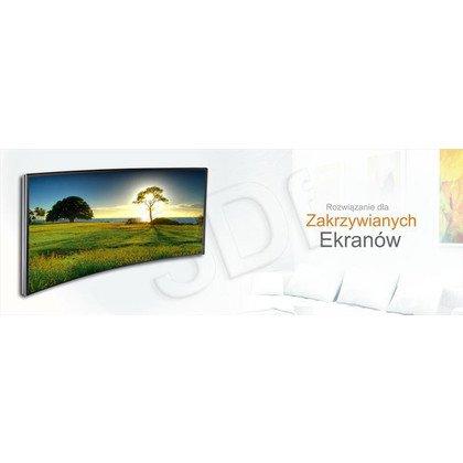 """MACLEAN UCHWYT DO TELEWIZORA 33-55"""" MC-643 30KG MAX VESA 400X400 PASUJE DO ZAKRZYWIONEGO TELEWIZORA TV"""