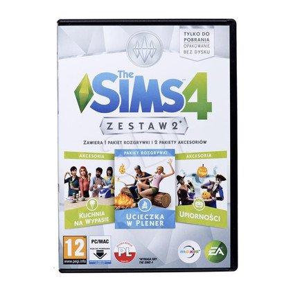 Gra PC The Sims 4 Zestaw 2