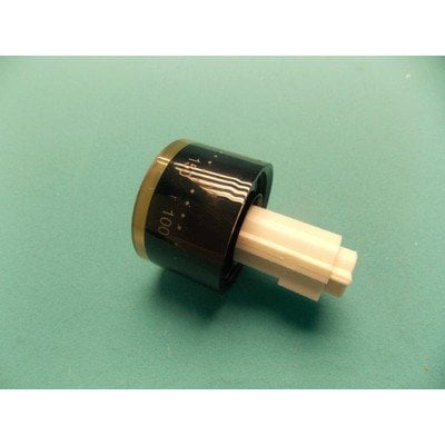 Pokrętło chowane inox nadruk 6000 niepodświetlane (8053743)