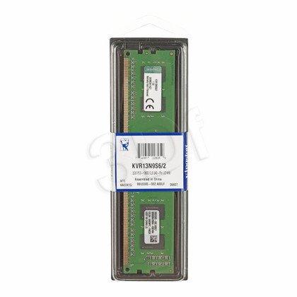 KINGSTON DDR3 2GB 1333MHz KVR13N9S6/2