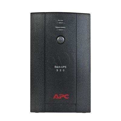 APC BX950UI BACK-UPS 950VA, 230V, AVR IEC