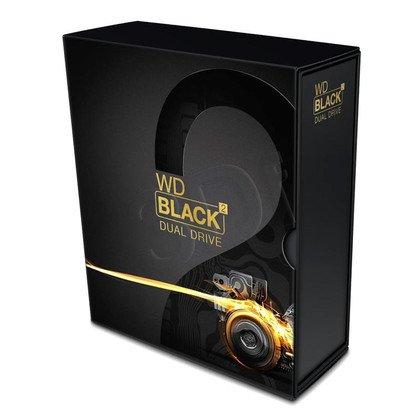 """SSHD WD BLACK 120GB SSD+1TB HDD 2,5"""" WD1001X06XDTL"""