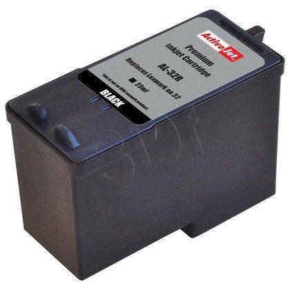ActiveJet AL-32R tusz czarny do drukarki Lexmark (zamiennik Lexmark 32 18C0032E)
