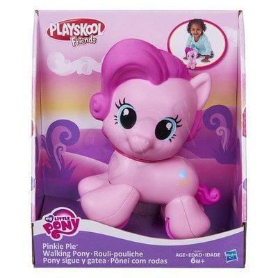 PLA MLP PLAYSKOOL MY LITTLE PONY RACZKUJACA PINKIE PIE HASBRO B1911