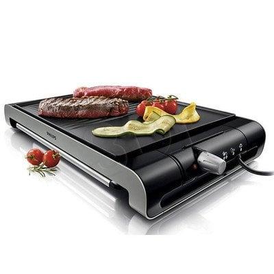 Grill elektryczny PHILIPS HD 4419/20 (2300 W / stołowy / czarny)