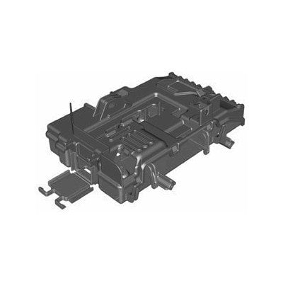 Osłona elektroniki pralki (8079956010)