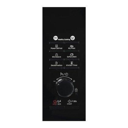 Kuchenka mikrofalowa Samsung MS23H3115FK (800W/Czarny)