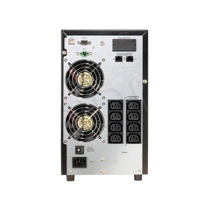 POWER WALKER UPS ON-LINE 2000VA 8X IEC OUT, USB/RS-232, LCD, TOWER