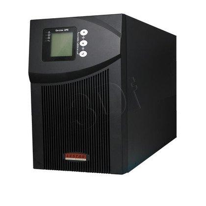 LESTAR UPS MEP - 1000 1000VA ONLINE LCD 3XIEC