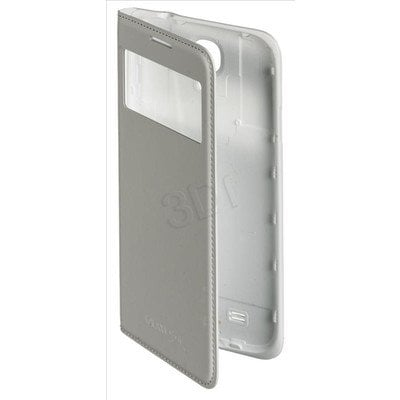 SAMSUNG ETUI S VIEW COVER (NEW) DO GALAXY S4 BIAŁE