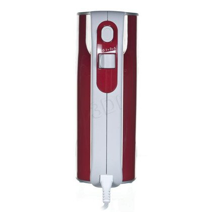 Mikser ręczny Bosch MFQ40303 (500W/czerwono-szary)