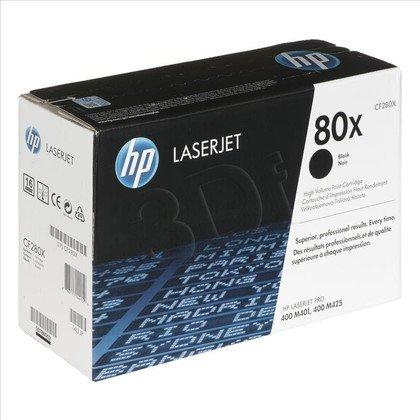 HP Toner Czarny HP80X=CF280X, 6800 str.