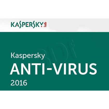 Kaspersky Anti-Virus 2016 ESD D10/24M