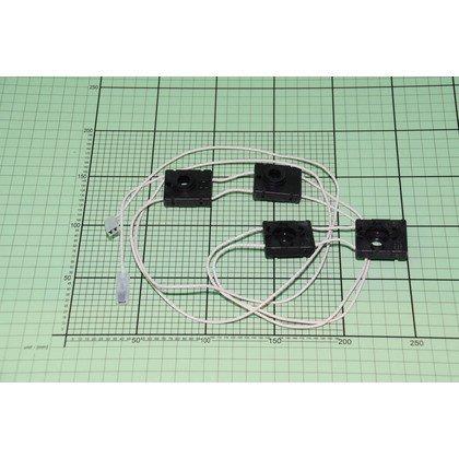 Zespół łączników zapalacza 4-polowy/ZWPC 4-11 (8012572)