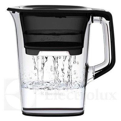 Dzbanek do filtrowania wody AquaSense™ w kolorze czarnym (1,6 l) (9001669861)
