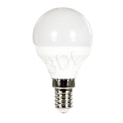 ActiveJet AJE-DS3014G-W Lampa LED SMD Miniglob 320lm 4W E14 barwa biała ciepła
