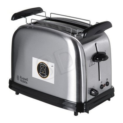 Toster Russell Hobbs Oxford 20700-56 (1000W/Czarno-srebrny)