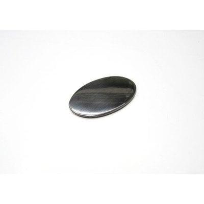 Nakrywka palnika -owalna inox (C00115202)