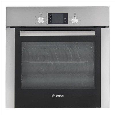 Piekarnik Bosch HBA23S253E (Elektryczny, stal szlachetna-czerń)