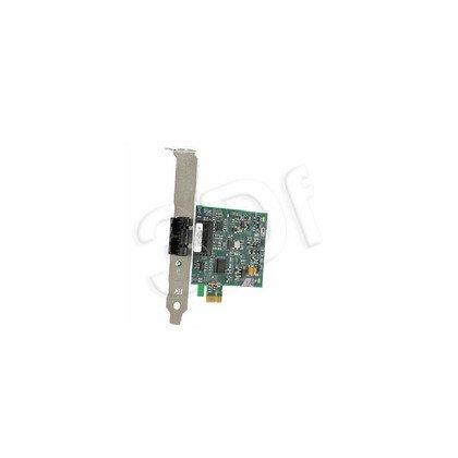 ALLIEDT (AT-2711FX/SC-001) Karta Sieciowa Swiatłowodowa PCI-Expre