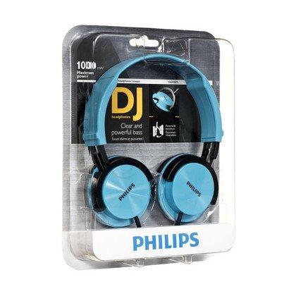 Słuchawki nauszne Philips SHL3000TL/00 (Turkusowy)
