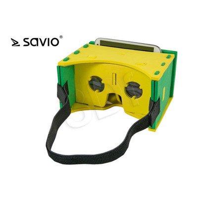 SAVIO OKULARY VR EVA CARDBOARD OK-EVAVR