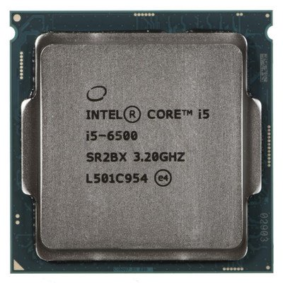 Procesor Intel Core i5 6500 3200MHz 1151 Box
