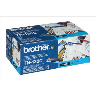 BROTHER Toner Niebieski TN130C=TN-130C, 1500 str.