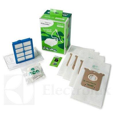 Zestaw startowy GREEN do odkurzaczy UltraOne, UltraSilencer i ErgoSpace GREEN (9001664680)