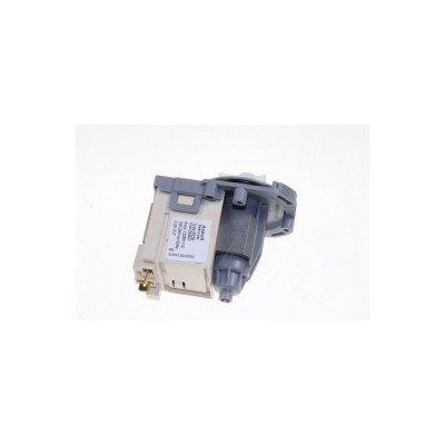 Silnik pompy odpływowej pralki (1268833132)