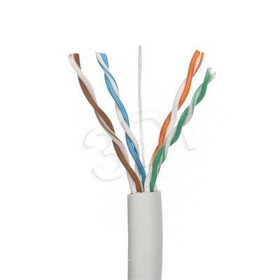 ALANTEC kabel UTP kat.5e LSOH KIU5LSOH305 305m szary