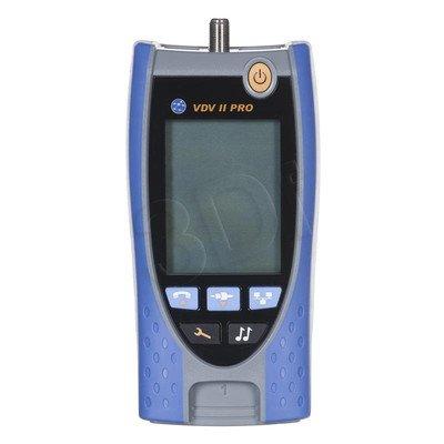 IDEAL tester okablowania VDV II Pro ID-R158003 Interfejs:: Coax, RJ11, RJ45, funkcje:: wykrywanie i pomiar napięcia, Hub Link, Wykrywanie i detekcja u