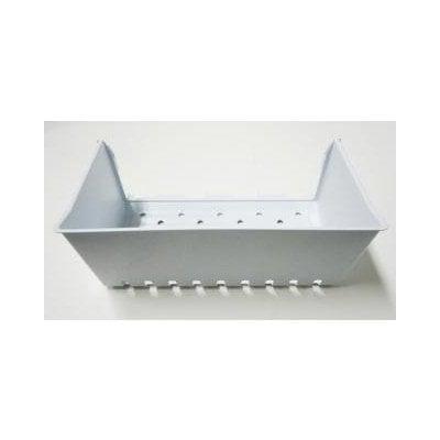 Pojemnik dolny biały 414X146X214 (C00075173)