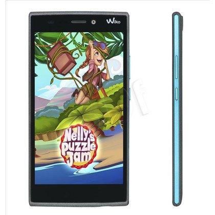 "Smartphone WIKO Ridge 4G 16GB 5"" czarny"