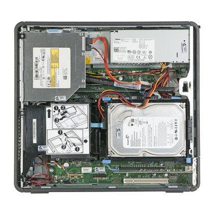 DELL DELL 380XEON Desktop E5420 8GB 250GB Radeon HD5450 Win10Pro Ref. 3 miesiące