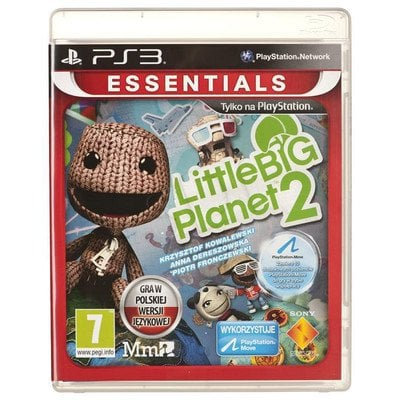 Gra PS3 Little Big Planet 2 Essentials
