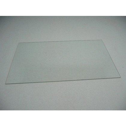 Półka szklana nad pojemniki 475x260 mm (8040673)