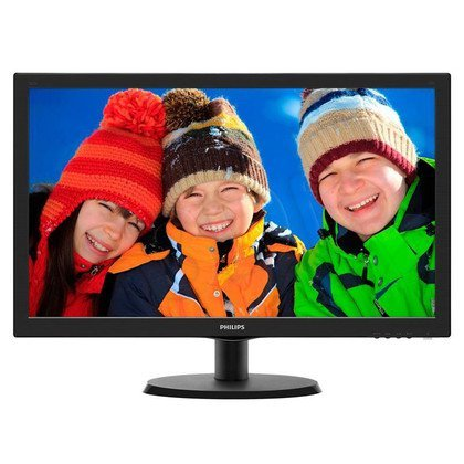"MONITOR PHILIPS LED 21,5"" 223V5LSB/00"