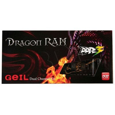 GEIL DDR3 16 GB 1600MHZ DUAL DRAGON RAM CL11