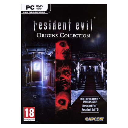 Gra PC Resident Evil Origins Collection