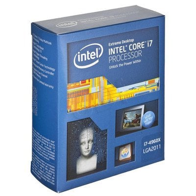 PROCESOR CORE i7-4960X 3.60GHz LGA2011 BOX