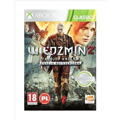 Gra Xbox 360 Wiedźmin 2 Classics Tier 2