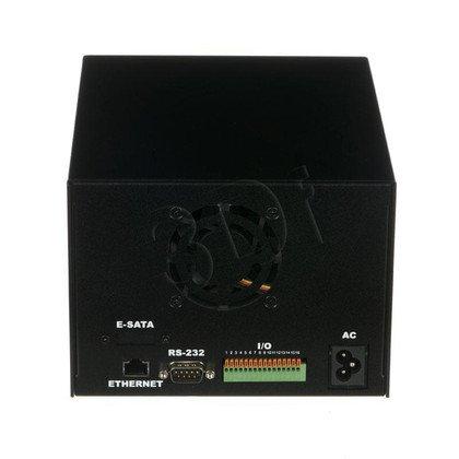 PLANET [ NVR-810 ] Sieciowy Rejestrator Video dla 8 kamer IP [ LAN Gigabit ][ 2x SATA II - bez dysków ]