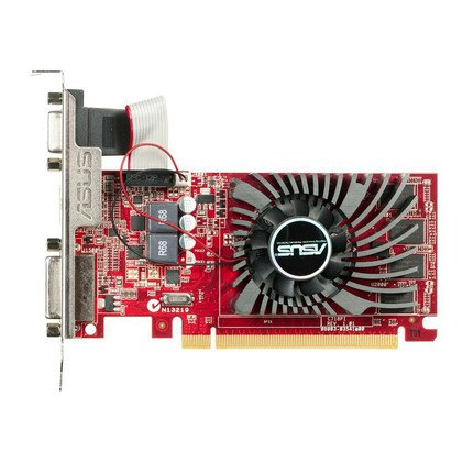 ASUS AMD Radeon R7 240 2048MB DDR3/128bit DVI/HDMI PCI-E (730/1800) (Low profile)