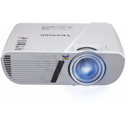 VIEWSONIC Projektor PJD5553Lws DLP 1280x800 3000ANSI lumen 20000:1
