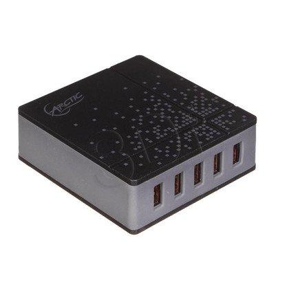 Arctic Cooling Ładowarka biurkowa 5x USB 8000mA