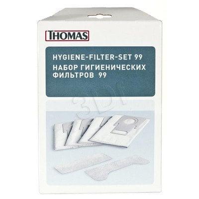 Zestaw worków i filtrów THOMAS Hygiene Filter Set 99 (787246)