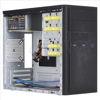 Obudowa microATX Chieftec HT-01B-350S8 czarny