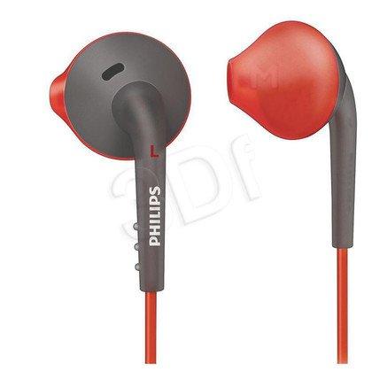 Słuchawki PHILIPS SHQ1200/10 /Czerwone